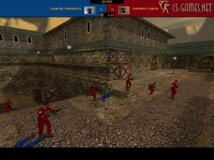 счет Counter-Strike 1.6 ESWC