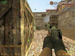IMI Desert Eagle .50AE CS 1.6 CS:GO Edition