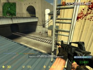 M4A1 Counter-Strike Source