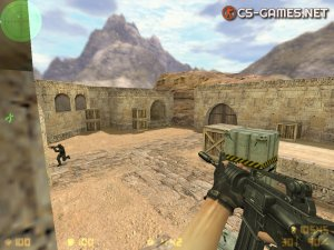 М4А1 Counter Strike 1.6 nEXT v43