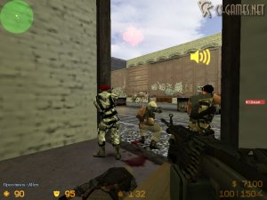 M249 Counter-Strike1.6 Energy
