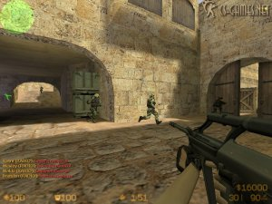 AUG Counter-Strike1.6 Energy
