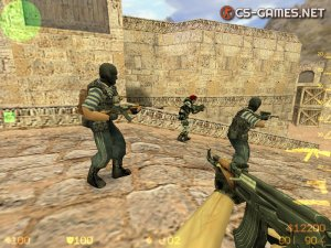 Ак-47 Counter-Strike1.6 Energy