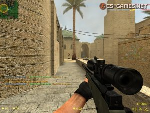awp CS Source v34 Spetsnaz